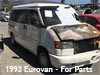 1993 Eurovan for Parts
