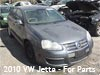 2010 Jetta for parts